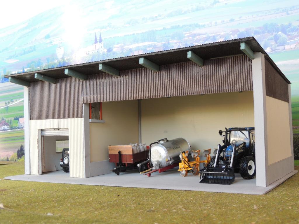 Geb ude modellbau 1 32 startseite for Modellhaus bauen